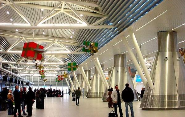 Аэропорт  София  – SOF