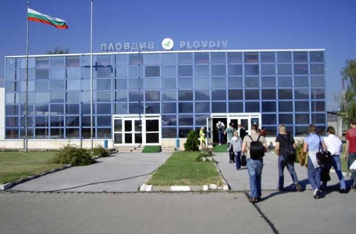Международный аэропорт Пловдив (PDV)