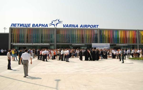 Международный аэропорт  Варна  – VAR