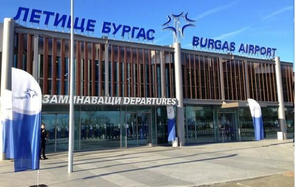 Международный аэропорт Бургас  – BOJ