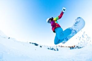 Лыж, Болгария, зима