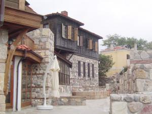 Старая часть Удивительные места Созопол