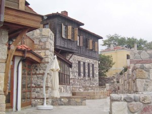 Старый город Созопол